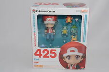 New Nendoroid Red 425 Figure Pokemon Center Good Smile Company  Free shipping
