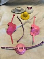 Vintage G1 My Little Pony MLP 1982 Pretty Parlor Accessories