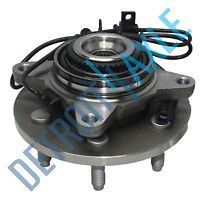 Front Wheel Bearing & Hub Assembly 4WD 6 Bolt w/ABS 2009 2010 Ford F-150
