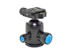 KOOD PROFESSIONAL BH-55 TRIPOD BALL HEAD WITH FRICTION CONTROL 18 KILO CAPACITY