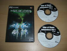 EDGE OF CHAOS-INDEPENDENCE WAR 2 PC CD ROM SPG-envoi rapide