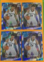 Dillon Brooks 2017-18 Donruss Optic Shock Prizm #152 Rookie Lot (4) Grizzlies