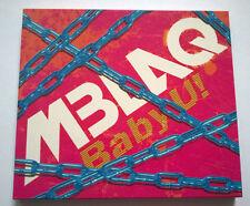 MBLAQ Baby U! Type B Japan Press CD+DVD K-POP - NO Photocard