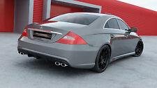 Heckstoßstoßstange für Mercedes CLS W219 Heckschürze Stoßstange hinten AMG 63 65