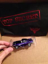 Disney Pixar Cars D23 2011 Ransburg Finn McMissile w/ Top Secret Envelope