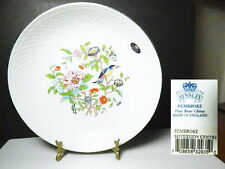 "Aynsley Bone China PEMBROKE 9 1/4"" Round Sovereign Vegetable Bowl, Mint !"