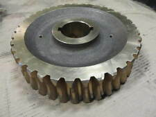 Braden Winch MS20-201L Worm Gear, Part Number 11231 New Take Out 45,000 lb Winch