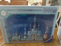 Disney Frozen Arendelle Castle Collection Ravensburger 1000 Puzzle