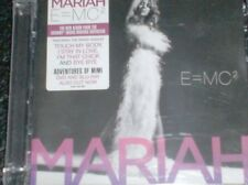 MARIAH CAREY - E=MC² (2008) Migrate, Touch my body, Cruise control, I stay in...