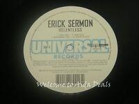 "Erick Sermon, Feel It/ Relentless LP (VG)12"""