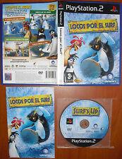 Locos por el surf (Surf's Up) PlayStation 2, PS2, PStwo, Pal-España ¡¡COMPLETO!!