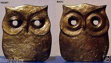Bilateral Owl Art Sculpture