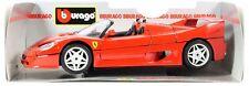 1:18 BURAGO 3352 DIECAST 1995 FERRARI F50 SUPER CAR 5L