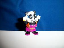 CARTOON PANDA PARTY Miniature Figurine GIRL DANCING Kinder Surprise Figure