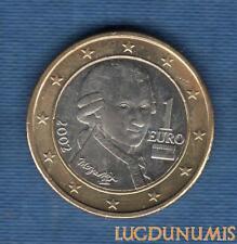 Autriche 2002 1 Euro SUP SPL Provenant d'un Rouleau - Austria