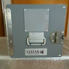 Standard Container Unit Flugzeugtrolley Airline Catering Box QATAR Airways Logo