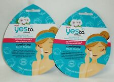 2 YES To COTTON Protects Minimizes Irritation Mud Mask For Ultra Sensitive Skin