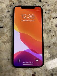 Apple iPhone X - 256GB - Space Gray (Unlocked)