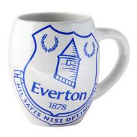 Official Football Club - Tea Tub Ceramic MUG (Team Crest)(+ Gift Box)(Xmas/Gift)