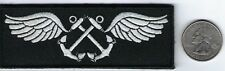 Aviation Boatswain's Mate AB HANDLING FUELS EQUIPMENT ABE ABF ABH PATCH