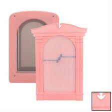 Classy Custom Large Pink Pet Door Alley Deluxe Pastel New