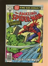 Amazing Spider-Man Annual 12 VF 8.0 * 1 Book * VS Hulk! Collects ASM 119 & 120!