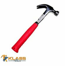 16 oz Claw Hammer with Solid Steel Handle