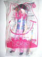 2011 McDonalds Liv Doll  # 6 DANIELA NIP