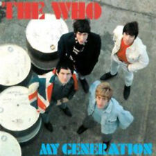 The Who - My Generation (Deluxe-Edition) Neu 2 X CD