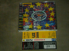 U2 Zooropa Japan CD Brian Eno