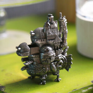 Howl's Moving Castle Metal Model Pattern Alloy Figure Figurine Display N