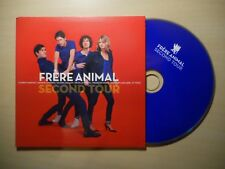 FRERE ANIMAL : SECOND TOUR (MOREL / LAVILLIERS) *PROMO* [ CD ALBUM ]