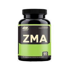 Optimum Nutrition ZMA 90 Cápsulas zinc magnesio vitamina B6