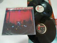 """Radio Futura El Directo Escuela de Calor 1989 - 2 x LP Vinilo 12"""" VG/VG"""