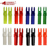 30PCS Internal Arrow Bohning Nocks for ID6.2 Shafts Bow Hunting Archery