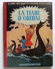 MARTIN. Alix. La Tiare d'Oribal. Lombard Août 1958. Edition originale. Superbe !