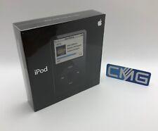 Apple iPod classic 5. Generation Schwarz (30GB) eingeschweisst neu sealed new