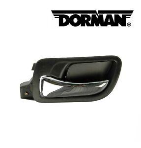 1PCS DORMAN Front Left Inside Door Handle Fit 2003-2007 Honda Accord Sedan