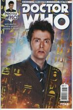 Doctor Who The Tenth 10th Doctor Adventures Year Two #12 comic book TV show