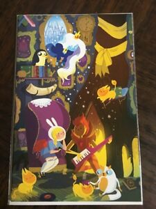 Adventure Time Fionna and Cake 6 SDCC Variant NM! Boom!