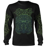 Cryptopsy Morticole Long Sleeve Shirt S-XXL Official Death Metal Band Merch New