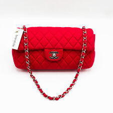 Chanel Timeless Jersey Bag