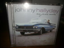 MES JEUNES ANNEES - HALLYDAY JOHNNY (CD MULTIMEDIA)