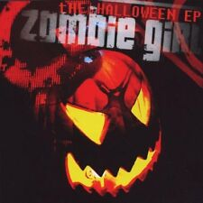 ZOMBIE GIRL the Halloween EP CD 2009