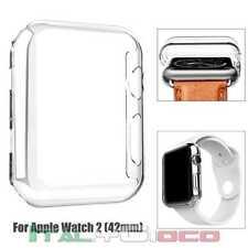 Custodia Rigida Compatibile con Apple Watch 2 42mm Protezione Display Paraurti