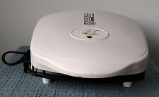 GEORGE FOREMAN Grilling Machine(s) ~ GR-10A ~ White ~ 120V, 760W  ~  2 available