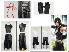 Final Fantasy VII FF7 Tifa Cosplay Costume