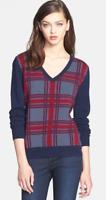 Equipment 'Ceclie' Yak/Merino Wool Sweater NWT $268