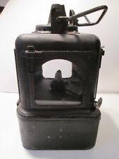 Adlake type railway signal lamp.. carriage lamp. railwayana.