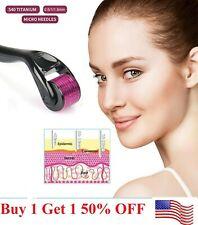 540 face Micro Needle Scar Derma Roller Dermaroller Microneedle Skin Therapy